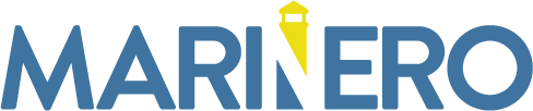 Marinero logo in blue and yellow