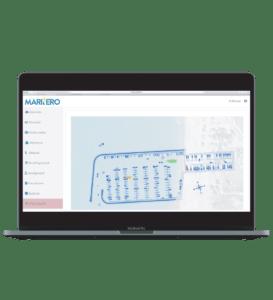 Marinero Smart Marina System Admin Dashboard