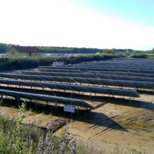 electrical and lightning protection design of photovoltaic power plants in Ibrany